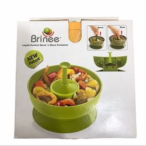 Brinee  Liquid-Control and Store Container
